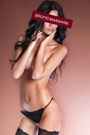 Natalia erotic masseuse from Amsterdam